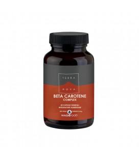 BETA CAROTENE COMPLEX TERRANOVA 50 CPS