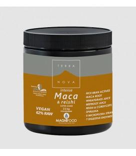 Maca & Reishi super shake 224 gr Terranova
