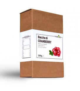 BACCHE DI CRANBERRY 200 GR - FORLIVE