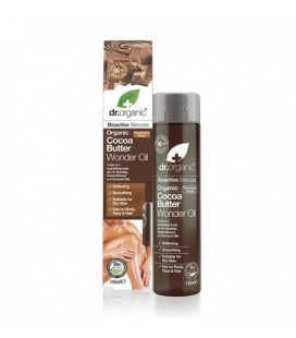 COCOA BUTTER WONDER OIL 150 ml DR. ORGANIC