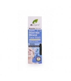 DEAD SEA MINERAL FACE WASH DETERGENTE VISO 200 ML DR. ORGANIC