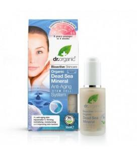 Dead Sea Mineral Stem Cell Anti-Aging System Trattamento Viso 30 ml DR. ORGANIC
