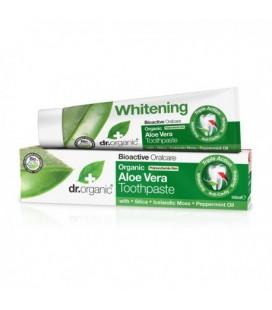 Aloe Vera Toothpaste Dentifricio all'Aloe Vera 100 ml DR. ORGANIC