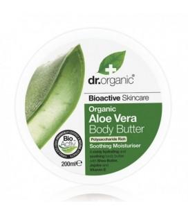 Aloe Vera Body Butter Burro Corpo 200 ml DR. ORGANIC