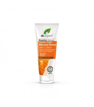 Manuka Honey Skin Lotion Lozione Corpo 200 ml DR. ORGANIC