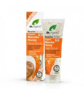 Manuka Honey Face Scrub Viso 125 ml DR. ORGANIC