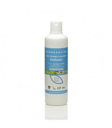 Biodermo liquido Delicato 500 ml, Verdesativa