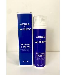 FLUIDO CORPO ACQUA DI SAN FILIPPO 200 ML