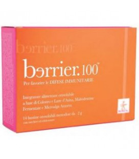 BERRIER 100 IN BUSTINE OROSOLUBILI