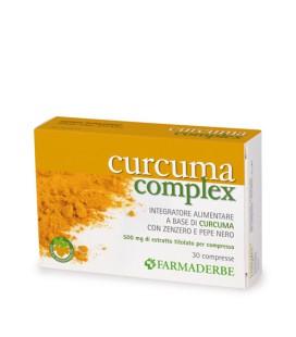 CURCUMA COMPLEX 30CPR FARMADERBE