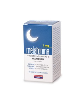 MELATONINA 1MG 90CPR OROSOLUBILI FARMADERBE