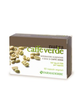 CAFFE' VERDE 60CP FARMADERBE