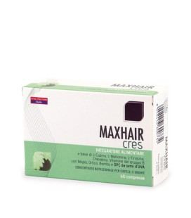 MAX HAIR CRES INTEGRATORE 60 CPS