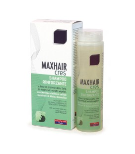 MAX HAIR CRES SHAMPOO RINFORZANTE 200ML VITAL FACTOR