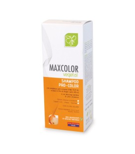 MAX HAIR VEGETAL SHAMPOO PRO-COLOR 200 ML