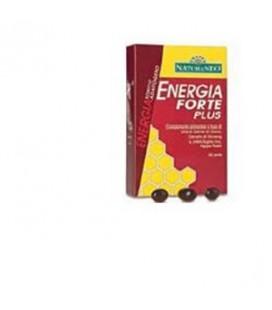 ENERGIA FORTE PLUS 40 CPR, INTEGRATORE TONICO ENERGETICO NATURANDO