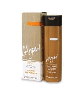 ARGAN BALSAMO DISCIPLINANTE 200ML VITAL FACTORS