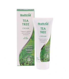 Tea Tree Crema 75ml HEALTHAID