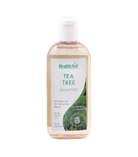 Tea Tree Shampoo 250ml HEALTHAID