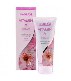 VITAMIN A + LIPOSOMI CREMA 75 ML, PER IL BENESSERE DELLA PELLE, HEALTHAID