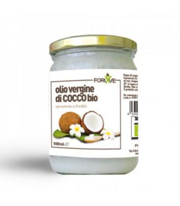 OLIO DI COCCO BIO 500 ML - FORLIVE