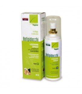 MAX HAIR ANTIPIDOCCHI LOZIONE SPRAY VEGETAL 100 ML. VITAL FACTORS