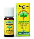 TEA TREE OIL 10 ML, OLIO ESSENZIALE DI TEA TREE, NATURANDO