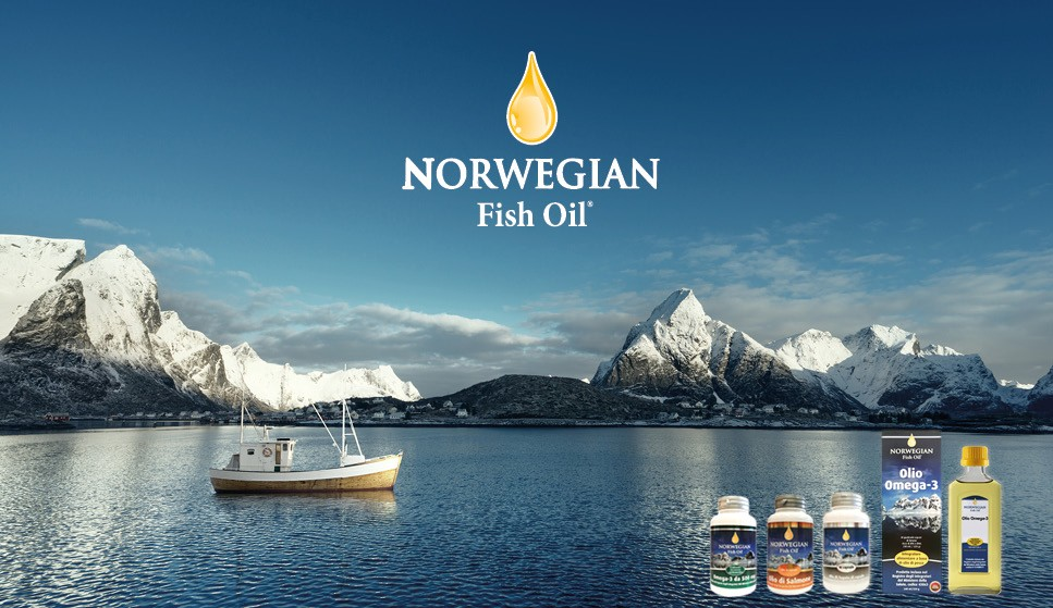 NORWEGIAN FISH OIL